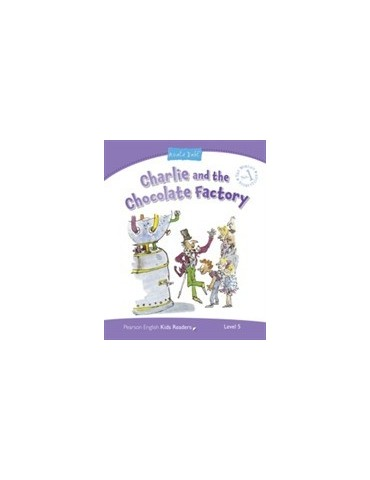 PENGUIN KIDS 5 CHARLIE AND THE CHOCOLATE FACTORY