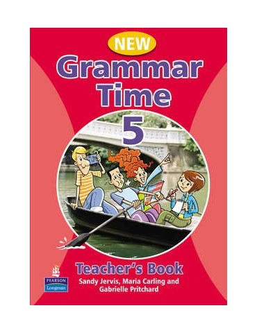 NEW GRAMMAR TIME - LEVEL 5