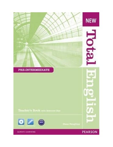 NEW TOTAL ENGLISH PRE-INTERMEDIATE TBK -ABK PK