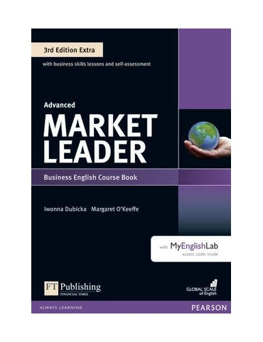 MARKET LEADER 3RD EDITION EXTRA ADVANCED COURSEBOOK WITH DVD-ROM PACK