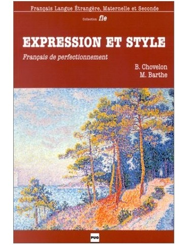 EXPRESSION ET STYLE ELEVE