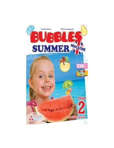 BUBBLES SUMMER MAGAZINE - CLASSE 2