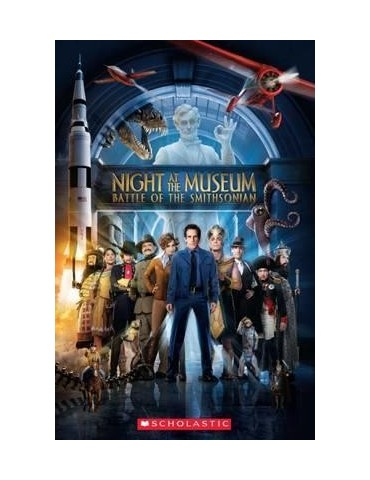 NIGHT AT THE MUSEUM 2:BATTLE OF  +CD