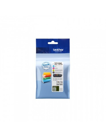 BROTHER LC-3219XL VALUE BLISTER _CONTAINS 1X BKCMY_