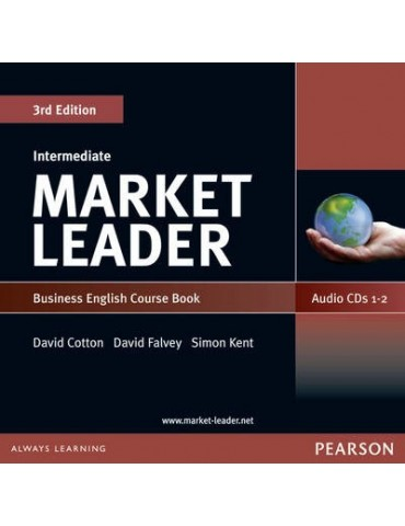 MARKET LEADER 3RD ED INTER CBK CDS