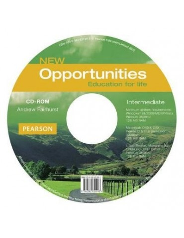 NEW OPPORTUNITIES GLBL INTER CD-ROM