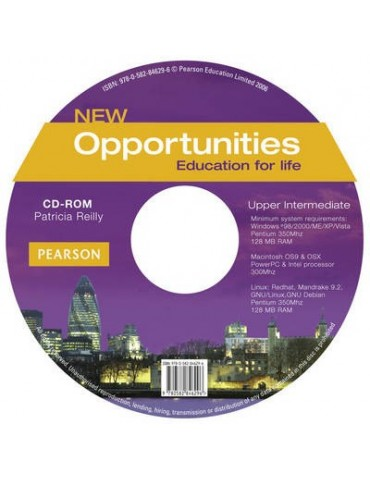 NEW OPPORTUNITIES GLBL UP-INT CD-ROM